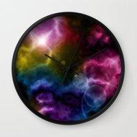 Star Gazer  Wall Clock