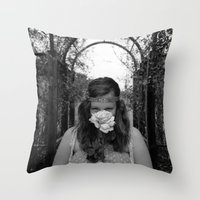 A Stunning Curiosity Throw Pillow