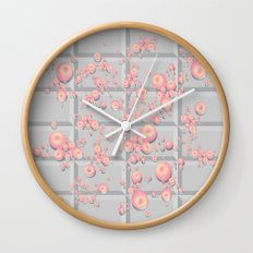 PushButton v.1 Wall Clock