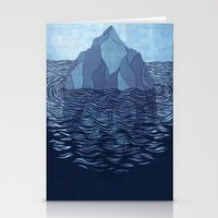 Iceberg Stationery Cards