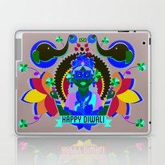 Goddess Lakshmi from India Laptop & iPad Skin