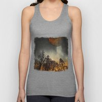 When The MOOn Was Young Unisex Tank Top