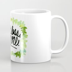 Talk Less, Do More. Mug