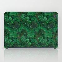 Malachite iPad Case