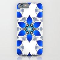 Star Flower iPhone 6 Slim Case