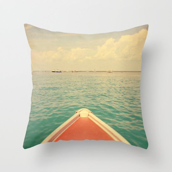 Mathilde #1 Throw Pillow