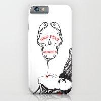 drop dead gorgeous iPhone 6 Slim Case