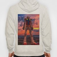 gundam for kids Hoody