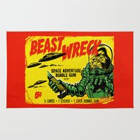 BEASTWRECK ATTACKS! Rug