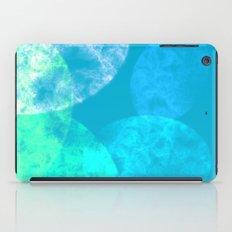 Seafoam Spiral iPad Case