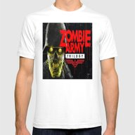 T-shirt featuring Zombie Army Trilogy  , Z… by Eirarose