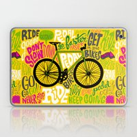 RIDE YOUR BIKES Laptop & iPad Skin