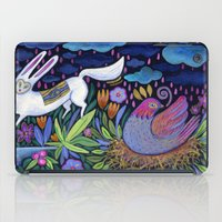 Frolic in the Forest iPad Case