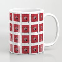 Connect the Squares Mug