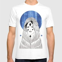 Winter Hymn Mens Fitted Tee White SMALL