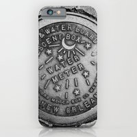 New Orleans Water Meter iPhone 6 Slim Case