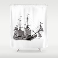 Batavia Shower Curtain