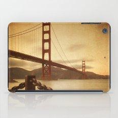 Vintage Golden Gate iPad Case