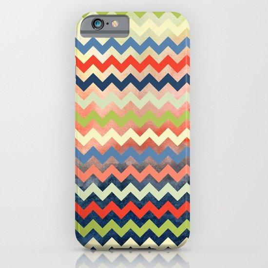 Watercolor Chevron iPhone & iPod Case