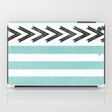 ARROW STRIPE {TEAL} iPad Case
