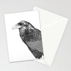 Corvus Corax Stationery Cards