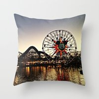Disneymagic! Throw Pillow