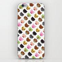Boxies iPhone & iPod Skin