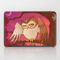 Mister Owley iPad Case