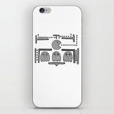 Celtic Pacman iPhone & iPod Skin