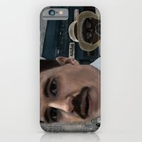 iPhone & iPod Case featuring Fish out of Water by Adam Metzner