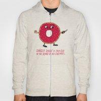 Danger Donut Hoody