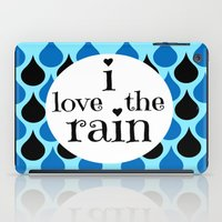 Rain iPad Case