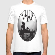 You're One Of Them, Aren't You? Dark Romance Valentine Mens Fitted Tee White SMALL