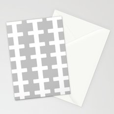 GRAY/WHITE  + Stationery Cards