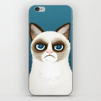 Grumpy iPhone & iPod Skin