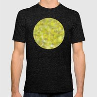 Written Circles #4 society6 custom generation Mens Fitted Tee Tri-Black SMALL