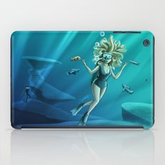 Deep Sea Feelings (Evolve) iPad Case