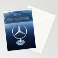 Car Mercedes-Benz Stationery Cards