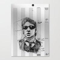No, I Said I Want To Fuc… Canvas Print