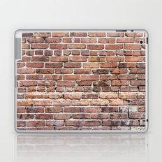 Brick Wall Laptop & iPad Skin