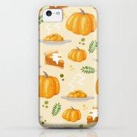 Pumpkin iPhone 5c Slim Case
