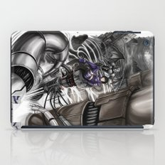 BounD Issue #2 Cover (small logo) iPad Case