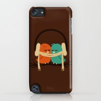 iPhone Cases featuring Baby It's Cold Outside by Budi Kwan