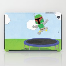 SW Kids - Boba Fett Jump iPad Case