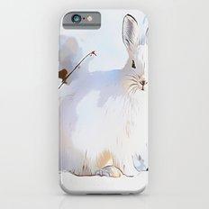 Snow Bunny iPhone 6 Slim Case