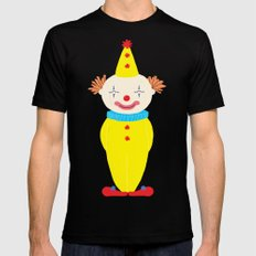 Circus SMALL Mens Fitted Tee Black