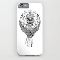 lady death iPhone 6 Slim Case