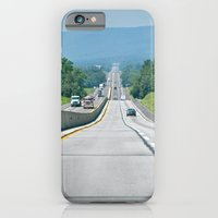 Down The Road iPhone 6 Slim Case
