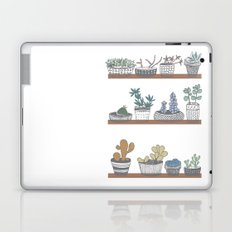 Quirky Succulents Laptop & iPad Skin