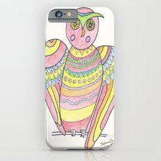 Owl hand drawing iPhone 6s Slim Case